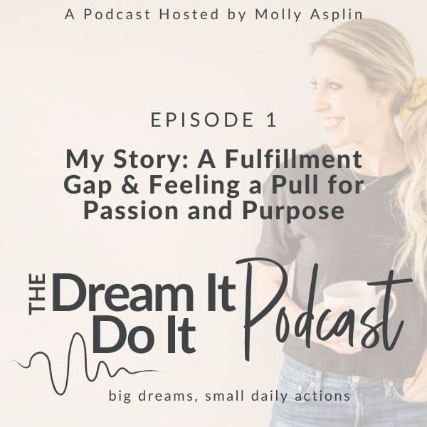 A Fulfillment Gap: Feeling a Pull for Passion and Purpose