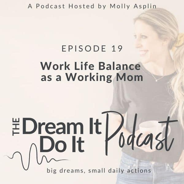 Work Life Balance As A Working Mom