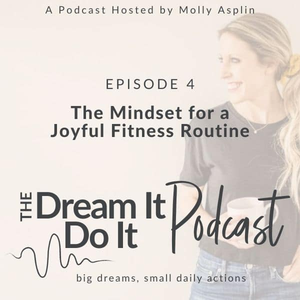 The Mindset For A Joyful Fitness Routine